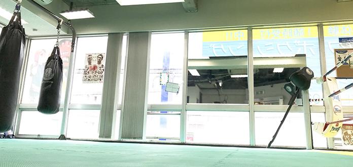 キックボクシング&フィットネス ワイズディー石神井公園ジムの画像